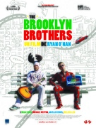 The Brooklyn Brothers Beat the Best - French Movie Poster (xs thumbnail)