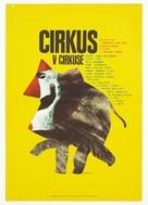 Cirkus v cirkuse - Czech Movie Poster (xs thumbnail)