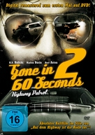 Deadline Auto Theft - German DVD cover (xs thumbnail)