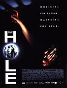 The Hole - Spanish Movie Poster (xs thumbnail)