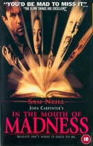 In the Mouth of Madness - British Movie Cover (xs thumbnail)