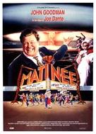 Matinee - Italian Movie Poster (xs thumbnail)