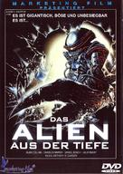 Alien degli abissi - German DVD movie cover (xs thumbnail)