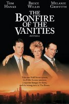 The Bonfire Of The Vanities - DVD movie cover (xs thumbnail)