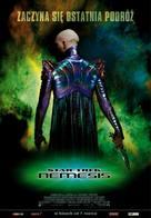 Star Trek: Nemesis - Polish Movie Poster (xs thumbnail)