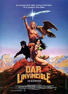 The Beastmaster - French Movie Poster (xs thumbnail)