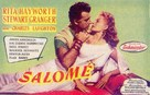 Salome - Spanish Movie Poster (xs thumbnail)