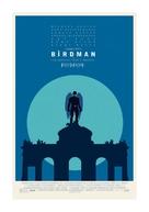 Birdman - Theatrical poster (xs thumbnail)
