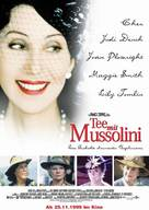Tea with Mussolini - German Movie Poster (xs thumbnail)