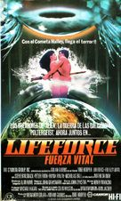 Lifeforce - Spanish Movie Cover (xs thumbnail)