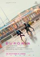Euphoria - Italian Movie Poster (xs thumbnail)