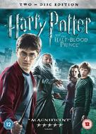 Harry Potter and the Half-Blood Prince - British DVD cover (xs thumbnail)
