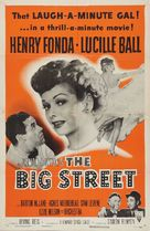 The Big Street - Re-release poster (xs thumbnail)