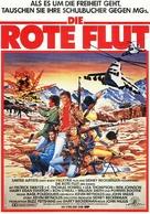 Red Dawn - German Movie Poster (xs thumbnail)