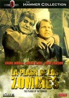 The Plague of the Zombies - Movie Cover (xs thumbnail)