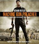 Machine Gun Preacher - Blu-Ray movie cover (xs thumbnail)