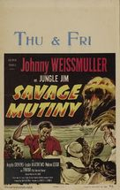 Savage Mutiny - Movie Poster (xs thumbnail)