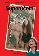 Superfantozzi - Czech DVD cover (xs thumbnail)