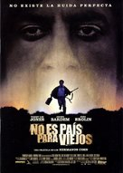 No Country for Old Men - Spanish Movie Poster (xs thumbnail)