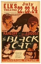The Black Cat - Movie Poster (xs thumbnail)