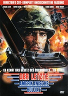 Commander - German DVD movie cover (xs thumbnail)