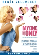 My One and Only - Movie Cover (xs thumbnail)