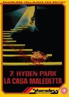 7, Hyden Park: la casa maledetta - British DVD cover (xs thumbnail)
