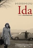 Ida - Portuguese Movie Poster (xs thumbnail)