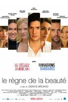La règne de la beauté - Canadian Movie Poster (xs thumbnail)