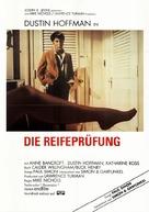 The Graduate - German Movie Poster (xs thumbnail)