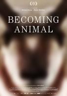 Becoming Animal - Swiss Movie Poster (xs thumbnail)