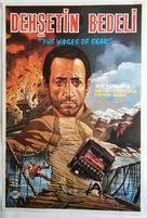 Sorcerer - Turkish Movie Poster (xs thumbnail)
