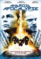 Android Apocalypse - French DVD movie cover (xs thumbnail)