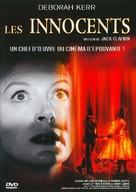 The Innocents - French Movie Cover (xs thumbnail)