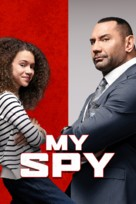My Spy - Swedish Movie Poster (xs thumbnail)