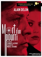Mort d'un pourri - French Movie Cover (xs thumbnail)