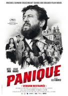 Panique - French Re-release movie poster (xs thumbnail)