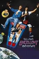 Bill & Ted's Excellent Adventure - Movie Poster (xs thumbnail)