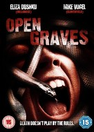 Open Graves - British DVD cover (xs thumbnail)