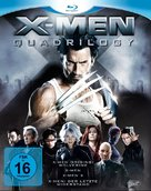 X-Men - German DVD cover (xs thumbnail)
