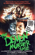 The Demon Murder Case - VHS movie cover (xs thumbnail)
