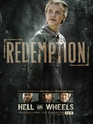 """""""Hell on Wheels"""" - British Movie Poster (xs thumbnail)"""