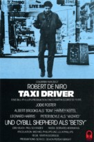 Taxi Driver - German Movie Poster (xs thumbnail)