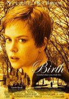 Birth - Thai Movie Poster (xs thumbnail)