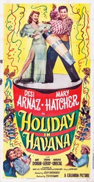 Holiday in Havana - Movie Poster (xs thumbnail)