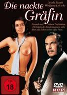 Die nackte Gräfin - German DVD cover (xs thumbnail)