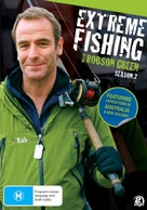 """Extreme Fishing with Robson Green"" - Australian DVD movie cover (xs thumbnail)"