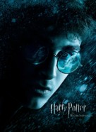 Harry Potter and the Half-Blood Prince - Danish Movie Poster (xs thumbnail)