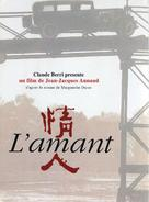L'amant - French DVD movie cover (xs thumbnail)
