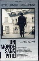 Un monde sans pitié - French VHS cover (xs thumbnail)